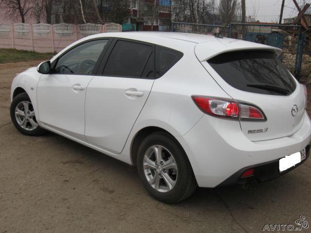 Фото - Mazda 3, 2011