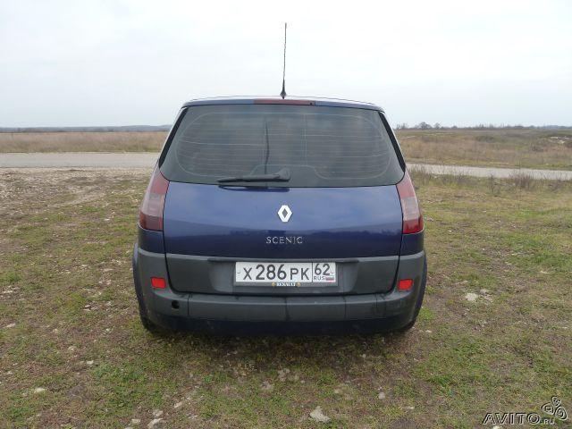 Фото - Renault Scenic, 2004